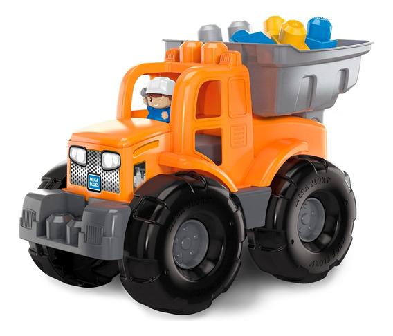 Mega Bloks Tractor De Construcción