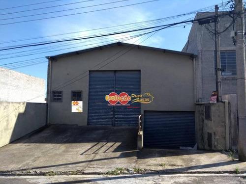 Galpão - Vila Rita - Ga0239