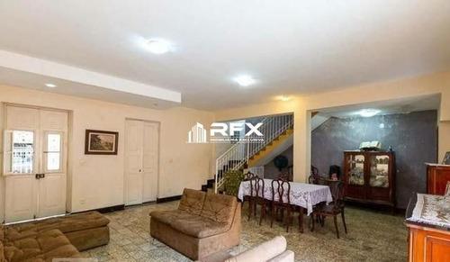 Casa Com 4 Dormitórios Para Alugar - Ingá, Niterói/rj - Cal22001