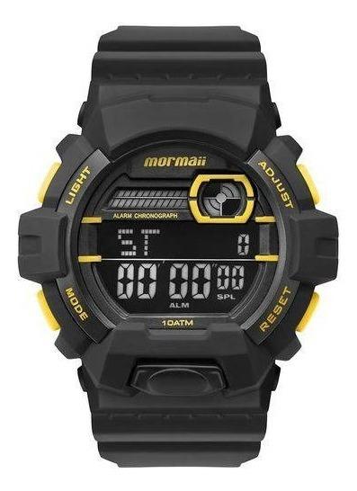 Relógio Masculino Mormaii Digital Grande
