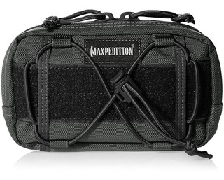 Maxpedition 8001b Janus Extension Pocket, Black.