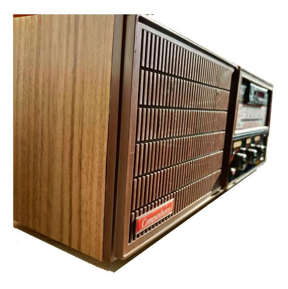 Radio Gabinete Madeira Vintage Retro Entrada Usb Sd Bluetoot