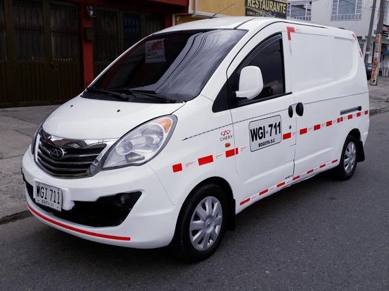 Chery Yoya Van Cargo 2015 Pública Aire Hafei Dfsk N300