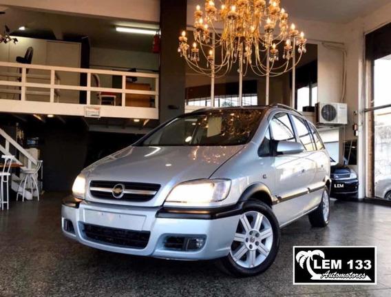 Chevrolet Zafira 2.on Gls 7asientos Full-full , Anticipo $