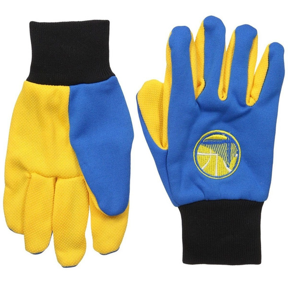 Guantes Tipo Trabajo Golden State Warriors