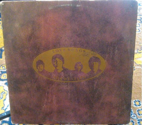 Lp- The Beatles - Love Songs ,álbum Duplo