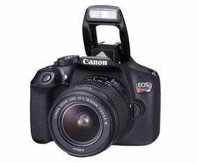 Câmera Dslr Cânon T6.