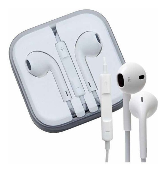 Fone De Ouvido Com Volume Ajustavel Apple\android
