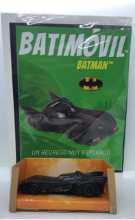 Batimovil Dc La Nacion Nº 01 Batman Movie 1989