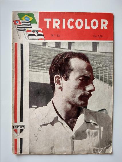 Antiga E Rara Revista Do São Paulo Nº 52 - Tricolor (1092)