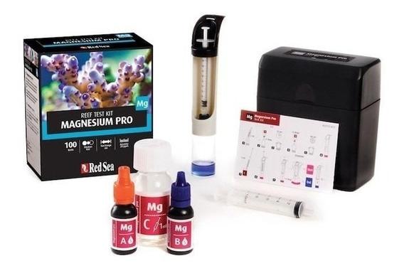 Teste Magnesio Pro Red Sea Rcp Faz 100 Testes