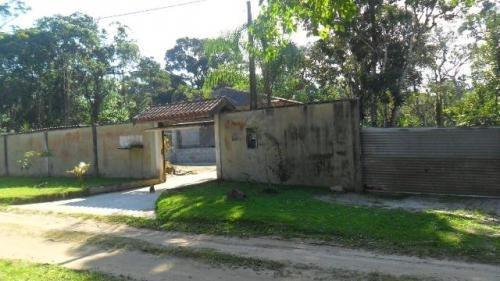 Chácara No Jardim São Fernando  Itanhaém/sp | 4397 Fr