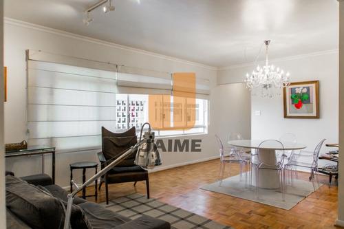 Apartamento Para Venda No Bairro Higienópolis Em São Paulo - Cod: Ja10568 - Ja10568