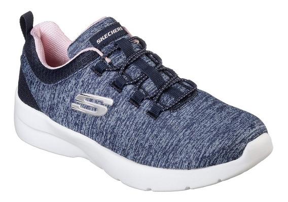 Zapatillas Skechers Dynamight 2.0 W 12965 Nvpk Envíos País