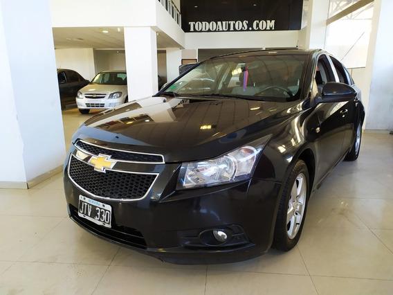 Chevrolet Cruze 1.8 Nafta Lt Aut Año 2011 Color Negro