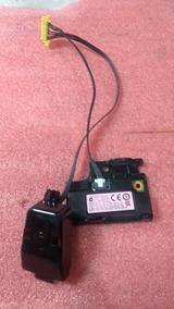 Botao Power E Modulo Wi-fi Tv Samsung Un48j5200ag Un48j5200
