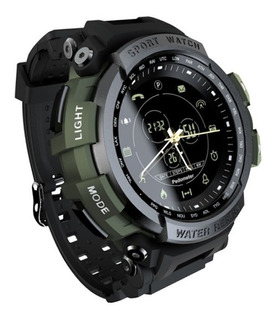 Relogio Smartwatch Lokmat Inteligente Mk28 Esporte Militar