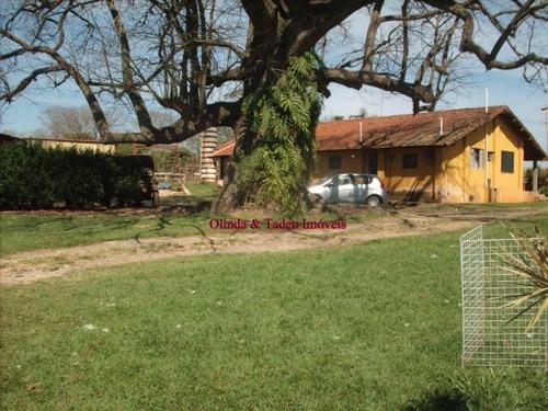 Sítio Areas Para Incorporações E Loteamentos Campinas - Sp - Carlos Gomes - Si0011