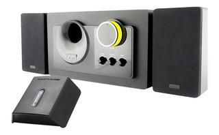 Parlantes Con Bluetooth Grub Home Theater Potenciado