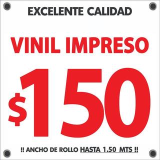 Vinil Calidad Fotografica 1m2