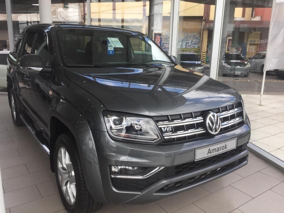 Volkswagen Amarok 3.0 V6 D/c 2019 0 Km Azul 0km