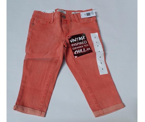 Jeans Jessica Simpson Ajustados Skinny P/niñas Originales