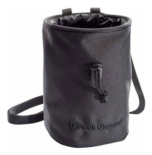 Magnesiera Black Diamond Mojo Chalk Bag Negro