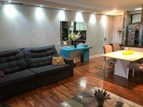 Linda Cobertura Duplex Com 3 Dormitórios E Suíte Em São Bernardo Do Campo - Ap01265 - 69267691