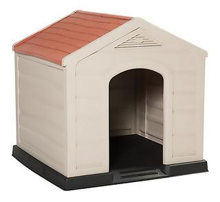 Casa Para Perro Rimax Grande 68 X 61 X 58 Cm