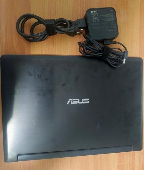 Notebook(ultra) Asus I7, 500 Gb, Dvd E Hdmi