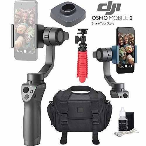 Dji Osmo Mobile 2handheld Smartphone Gimbal Estabilizador P