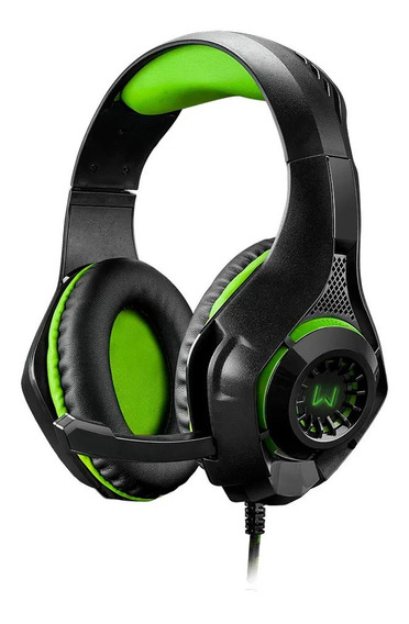 Headset Gamer Warrior Ph299 Rama Multilaser Xbox One Ps4 Pc