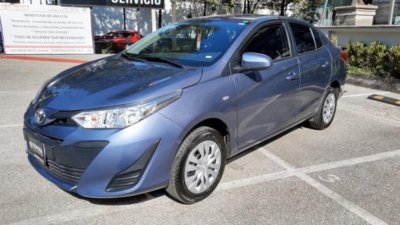 Toyota Yaris 1.5 Sedan Core Mt 2019