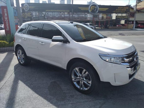 Ford Edge 3.5 Limited Awd Top De Linhta 2011 Teto Solar