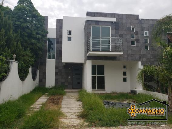 Casa En Venta, 3 Recamaras, Cuautla Occ-267