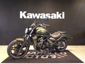 Kawasaki Vulcan S 650 Grafismo Exclusivo