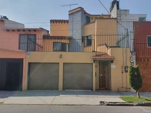 Casa 3 Rec 2.5 Baños, 2 Cajones Paseos Del Sur, Xochimilco