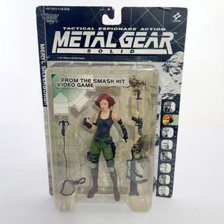 Metal Gear Solid Meryl Mcfarlane Red.cobra.toys