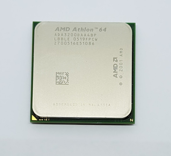 Athlon 64 3200 Soquete 939