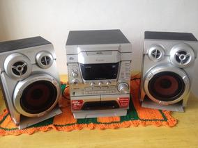 Reproductor De Música Radio, Cds, Casette. Por Mot. Viaje