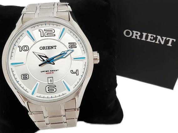 Relógio Masculino Orient Mbss1318 Original A Prova D