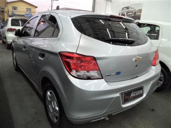 Chevrolet Onix Joy 1.0 Flex 2018 Completo + Airbags +alarme!