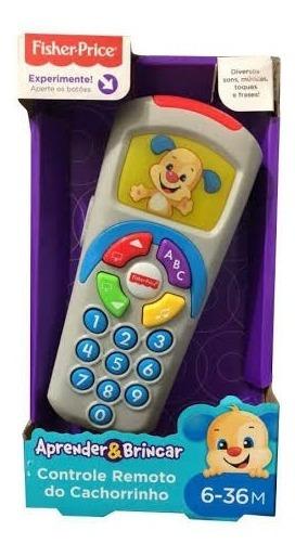 Brinquedo Infantil Educativo Controle Remoto Do Cachorrinho