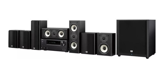 Sistema De Home Theater Rede Integrada 7.1 Canais Ht-s9800