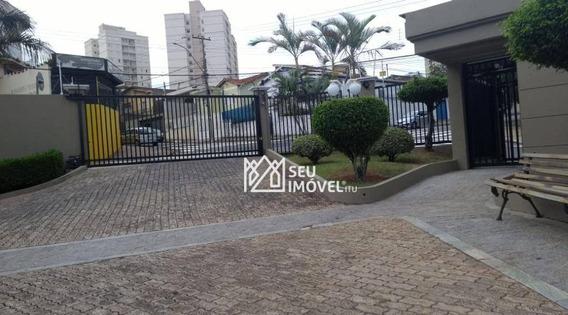 Apartamento Em Campinas, Quitado, Permuta Com Apartamento Residencial Em Salto Sp - Ap0309