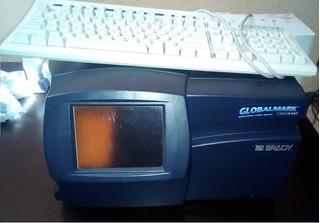 Impresora Etiquetas Brady Globalmark Señalizacion Industrial