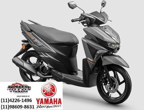 Yamaha Neo 125 Ubs - 2020 - Taxa Zero Ou Zero Entrada