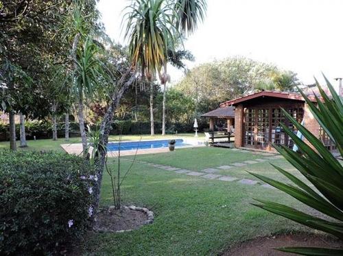 Casa Com 4 Dormitórios À Venda, 750 M² Por R$ 4.000.000,00 - Miolo Da Granja - Cotia/sp - Ca1572