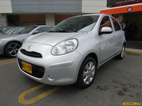Nissan March Sense Mt 1600cc