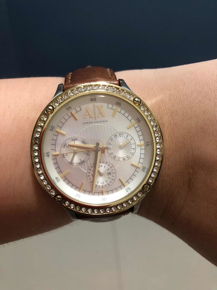 Relógio Armani Exchange Feminino
